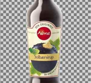 Prøv også Nora Solbærsirup.