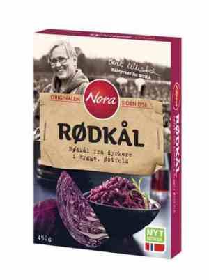 Prøv også Nora Rødkål.