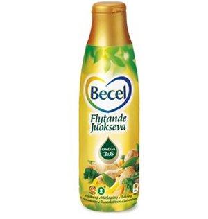 Prøv også Becel flytende margarin original.