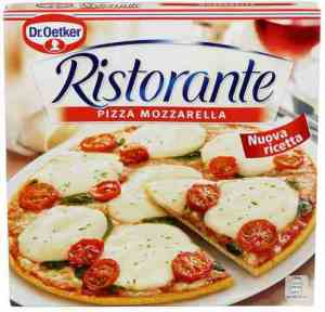 Prøv også DrOetker Ristorante Mozzarella.
