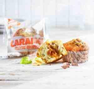 Prøv også Aunt Mabel Caramel muffin.