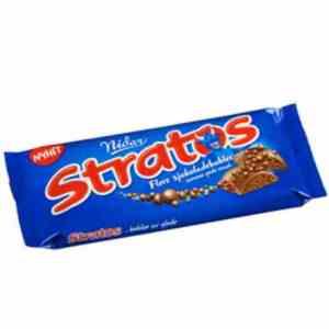 Prøv også Nidar Stratos.