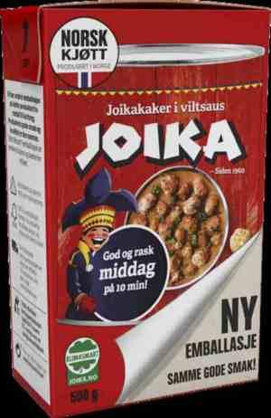 Prøv også Terina Joika.