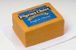 Bilde av Pilgrims Choice Red Leicester.