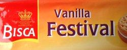 Bilde av Bisca Vanilla Festival Kjeks.