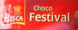 Bilde av Bisca Choco Festival Kjeks.