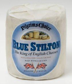 Bilde av Pilgrims Choice Blue Stilton.