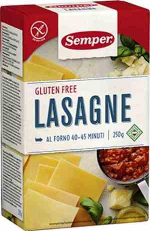Prøv også Semper Lasagne.