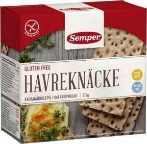 Prøv også Semper Havreknacke.