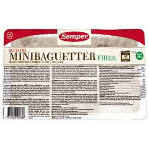 Prøv også Semper Minibaguetter Fiber.