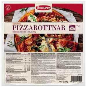Prøv også Semper Pizzabottnar.