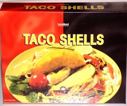 Bilde av Landlord Taco Shells.
