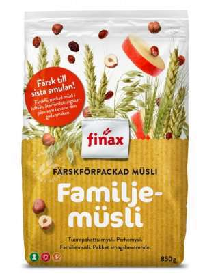 Bilde av Finax famile musli.