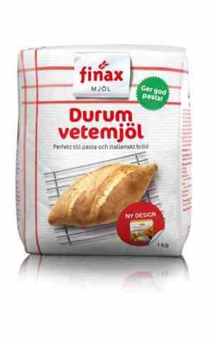 Prøv også Finax Durumvetemjöl.