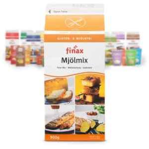 Prøv også Finax Glutenfri melkefri med mais.