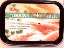 Prøv også Ica Russisk rekesalat.