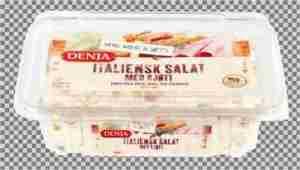 Prøv også Denja italiensk salat med kjøtt.