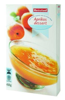 Prøv også Heistad aprikosdessert.