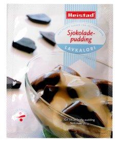 Bilde av Heistad sjokoladepudding.