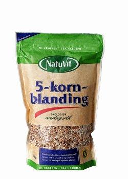 Prøv også Natuvit 5-korn-blanding.