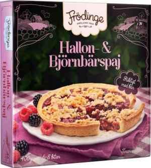 Prøv også Frödinge Hallon & Björnbärspaj.