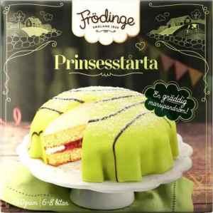 Prøv også Frödinge prinsesseterte.