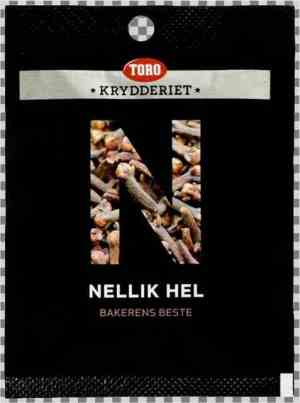 Prøv også Toro Krydderiet Nellik Hel.