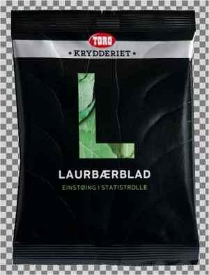 Prøv også Toro Krydderiet Laurbærblad.