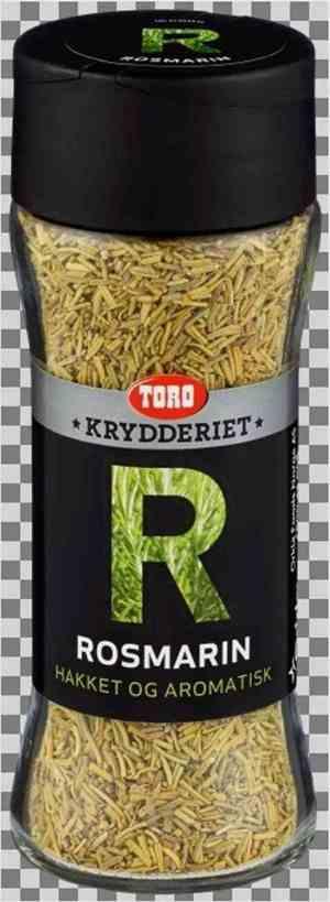 Prøv også Toro Krydderiet Rosmarin.