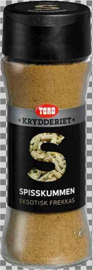Prøv også Toro Krydderiet Spisskummen malt.