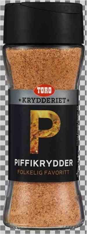 Prøv også Toro Krydderiet Piffikrydder.
