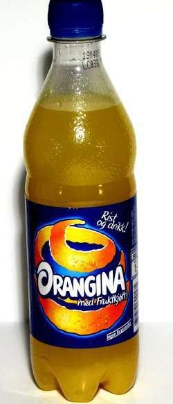 Prøv også Orangina.