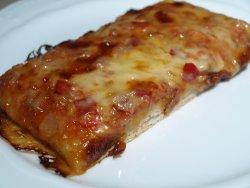 Bilde av Bakehuset Pizza Quadro.