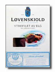 Bilde av Telemark Viltslakteri Ytrefilet av elg.
