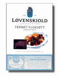 Prøv også Telemark Viltslakteri Ternet elgkjøtt.