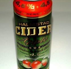 Prøv også Halmstad Cider Eple.