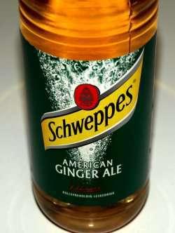 Bilde av Scweppes Ginger Ale.
