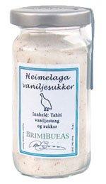 Bilde av Arne Brimi Heimelaga vaniljesukker.
