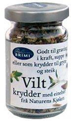 Bilde av Arne Brimi Viltkrydder med einebær.
