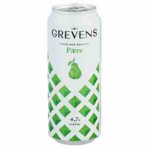 Prøv også Grevens Cider Pære.