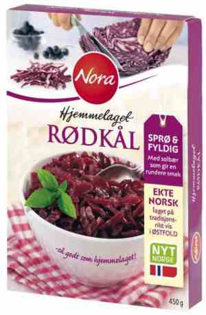 Prøv også Noras Hjemmelaget rødkål.