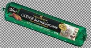 Prøv også Odense kransekakemasse.