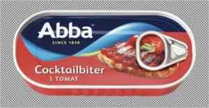 Prøv også Abba cocktailbiter i tomat.