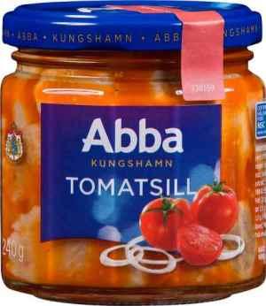 Prøv også Abba tomatsill.