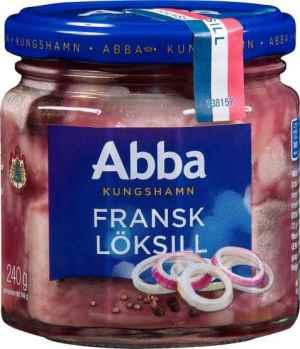Prøv også Abba fransk løksild.