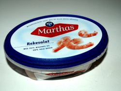 Prøv også Marthas rekesalat.