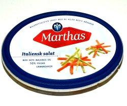 Bilde av Marthas italiensk salat.