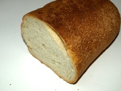 Prøv også Coop steinbakt italiensk landbrød med sesamfrø og gourmetsalt.
