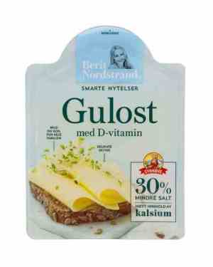 Prøv også Synnøve Gulost med D-vitamin.