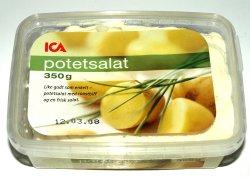 Bilde av Ica potetsalat.